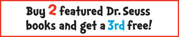 Hats Off to Reading: Buy 2 Featured Dr. Seuss Titles and Get a 3rd Free